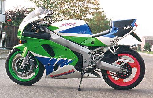 R Kawasaki Ninja